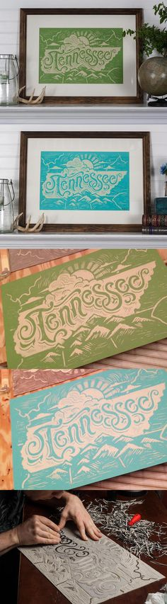 Tennessee-print-product-dribbble-set
