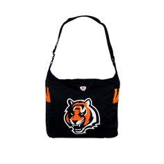 Cincinnati Bengals Team Jersey Tote