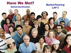 Market Identification> Consumer Marketing, Marketing Plan, Meet Market, First Target, Market Segmentation, Marital Status, Brand Management, How To Run Longer, Entrepreneurship