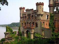 The Ruins of Bannerman's Island