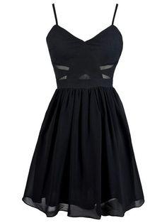 A-line+Spaghetti+Straps+Short/Mini+Chiffon+Cocktail+Dresses/Short+Prom+Dress#+ZP241