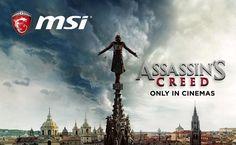 Yuk yang mau tiket nonton Assassin's Creed gratis! Mari merapat!