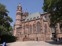 Catedral de Worms, Alemania