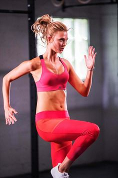 Be a good sport in Karlie's Adidas sports bra #DailyMail Click 'Visit' to buy now