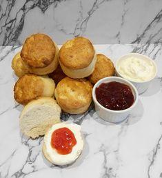 Zelf scones maken – Food Life Steef
