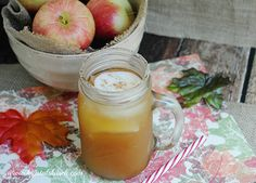 Cozy up for autumn with this Apple Cider Margarita Recipe. It combines the flavor of apple cider with tequila, Grand Marnier, and a splash of Triple Sec!