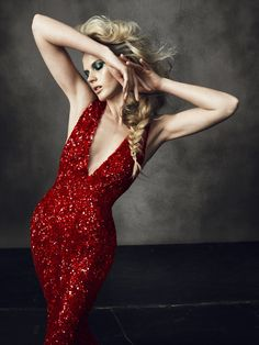 Anne Vyalitsyna for Allure Russia |Pinned from PinTo for iPad|
