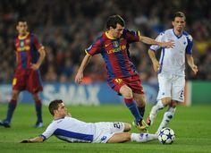 Lionel Messi - FC Barcelona.