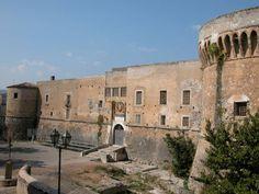 Calabria. Castrovillari (CS). Il Castello