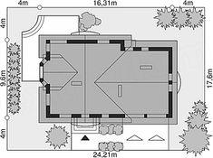 Projekt domu Arystoteles 144,5 m2 - koszt budowy - EXTRADOM Floor Plans, Projects, House, Design, Home Decor, K2, Plane, Exterior, Log Projects