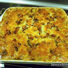 God Mad, Lasagna, Macaroni And Cheese, Ethnic Recipes, Forslag, Mac And Cheese, Lasagne
