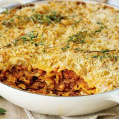 Perfect+beef+lasagne