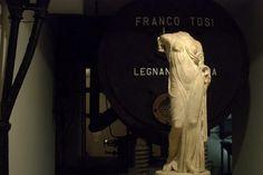 La Centrale Montemartini, archeologia industriale a Roma