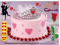 Express You Feelings on Special Day....! #love #anniversary #birthday #enggagement   Order Now: www.cakeincity.com
