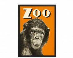 Copenhagen Zoo plakat poster #plakatgalleridk