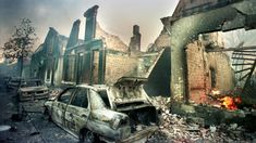 In beeld: Vuurwerkramp Enschede 15 jaar geleden | NU - Het laatste nieuws het eerst op NU.nl