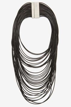 Strand by Me Corded Necklace