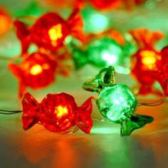 AmazonSmile : IMPRESS LIFE Candy Lights String Silver Plated Copper Wire 10 ft 40 LEDs with Remote for Indoor, Covered Outdoor, Winter Christmas, Wedding, Birthday, Baby Shower Parties & Home Decorations : Patio, Lawn & Garden