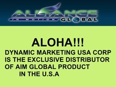 Alliance in motion global (presentations) by Greg Gorgonio via slideshare