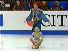 My favorite Ice Dance - Oksana Grishuk Evgeny Platov. Worlds Championship 1997. Free dance.
