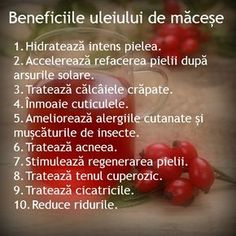 Scapa de estetician: Extraordinarele beneficii ale uleiului de MACESE Home Remedies, Natural Remedies, Good To Know, Body Care, Healthy Lifestyle, Beauty Hacks, Health Fitness, Hair Beauty, Skin Care