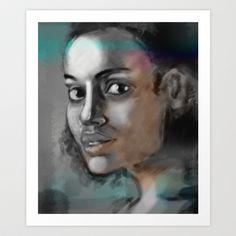 20 Minutes Art Print by Federico Detor Simoni - $18.00