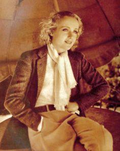 Carole Lombard in 1931.