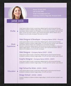 CV Templates http://www.cpsprofessionals.com/