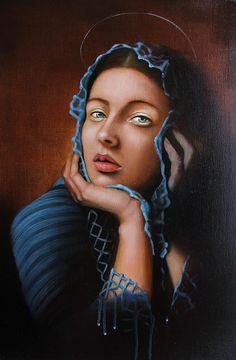 Original Paint,Oil on Canvas