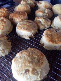 The BEST british scones.  Same recipe as America's Test Kitchen