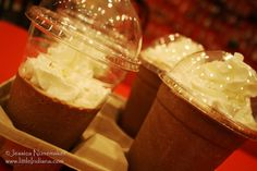 Santa's Candy Castle in Santa Claus, Indiana: Frozen Hot Chocolate