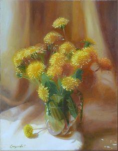 Солнечная радость, автор Татьяна. Артклуб Gallerix