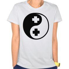Yin Yang Surgical Technology T Shirt, Hoodie Sweatshirt