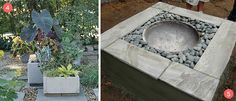 12 Awesome Concrete and Cinder Block Outdoor DIY Projects! I am admittedly obsessed with cinder blocks and pallet projects Cinder Block Bench, Cinder Block Garden, Cinder Blocks, Cinder Block Ideas, Concrete Projects, Outdoor Projects, Outdoor Decor, Concrete Furniture, Outdoor Seating