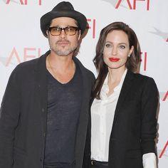 "Brad Pitt Praises Angelina Jolie as a Director: ""She's Decisive . . . and Sexy"""