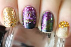Do You Believe in Magic? Fairy Nail art - entry for Lindsey @ Neverland Nail
