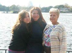 Mami, Maritza y Lucy