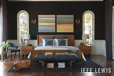 Jeff Lewis Paint: Knight