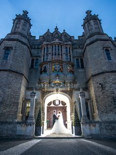 Anna and Jack's divine wedding at Hengrave Hall
