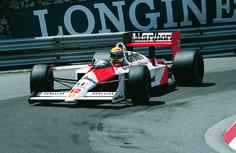 F1 Pictures, Ayrton Senna McLaren - Honda 1988