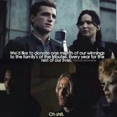 Image result for oh shit hunger games