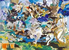 Cecily Brown - Untitled #14 Art Experience:NYC http://www.artexperiencenyc.com/social_login