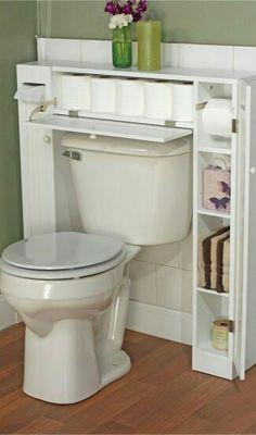 Simple but cute bathroom!!!