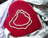 Sale! Vintage Genuine Cultured Pearl Necklace 30 Inch Top Quality