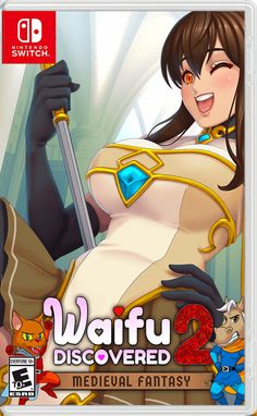 Waifu Discovered 2: Medieval Fantasy Switch NSP Free DownloadWaifu Discovered 2: Medieval Fantasy Switch NSPFree Download Romslab Waifu Discovered 2: Medieval Fantasy Switch NSP Free Download When an evil aging spell infects the garments of 8 beautifully medieval maidens, it falls to the legendary Uma Ninja to protect them. #FreeGamesCharlotte White