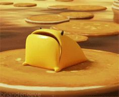 It's the Butter frog! LOVE the butter frog!!!! :] Bu-tter!