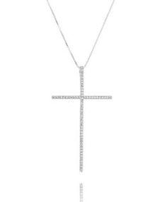 crucifixo semi joias religiosas da moda