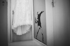 Casamento - Wedding - Rio de Janeiro - Niteroi - Raoní Aguiar Fotografia - Navy - Náutico - Vestido de noiva - Bride - Dress - Banksy - Making of