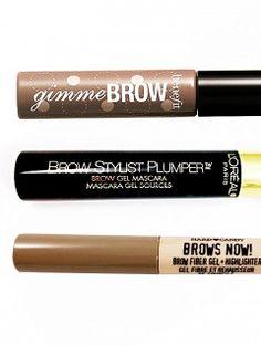 7 Volumizing Brow Gels for Cara-Status Eyebrows