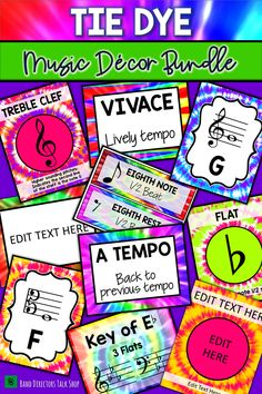 Need colorful music decor to brighten up the walls Music Word Walls, Music Words, Music Teachers, Teaching Music, Music Education, Music Classroom Posters, Classroom Decor, Elementary Music, Upper Elementary